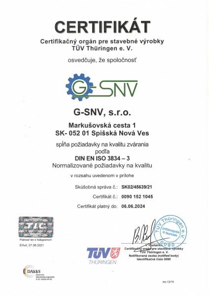 ISO 3834-3 SJ 2021-24 Stránka 1